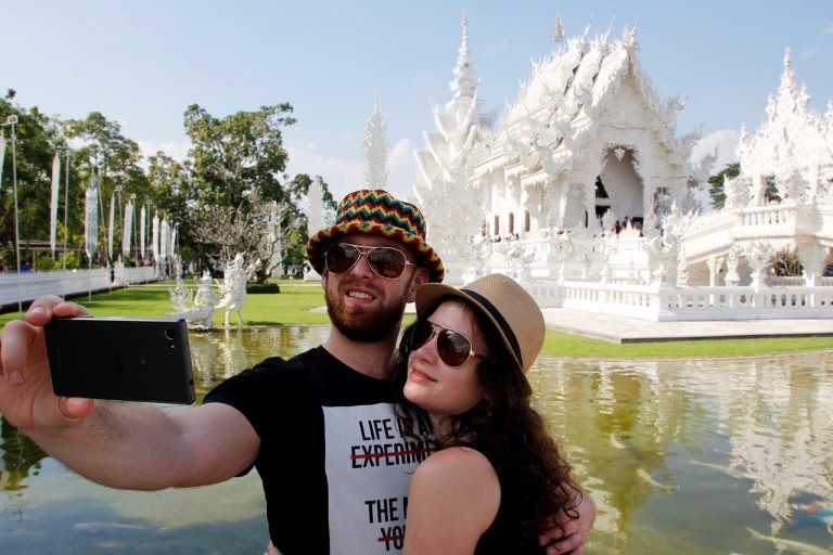 Chang Mai has a lot of temples to see!